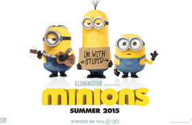 "Movie Review: ""Minions"""