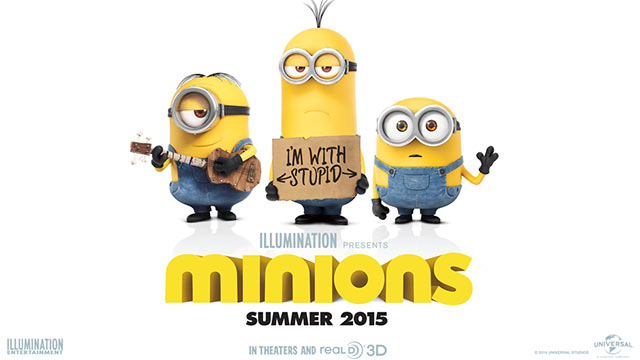 """Movie Review: """"Minions"""""""