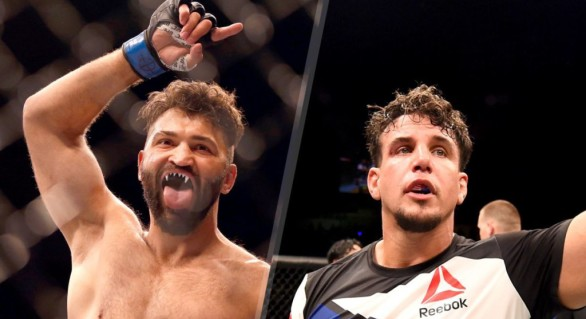 Does Frank Mir Stand a Chance?