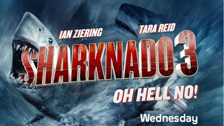 Sharknado 3 Review: One of the Greatest Ever?