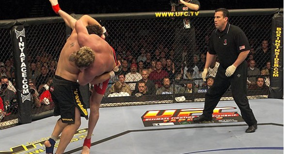 The Very First UFC Fight I Ever Saw