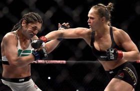 Ronda Rousey Is Getting Better