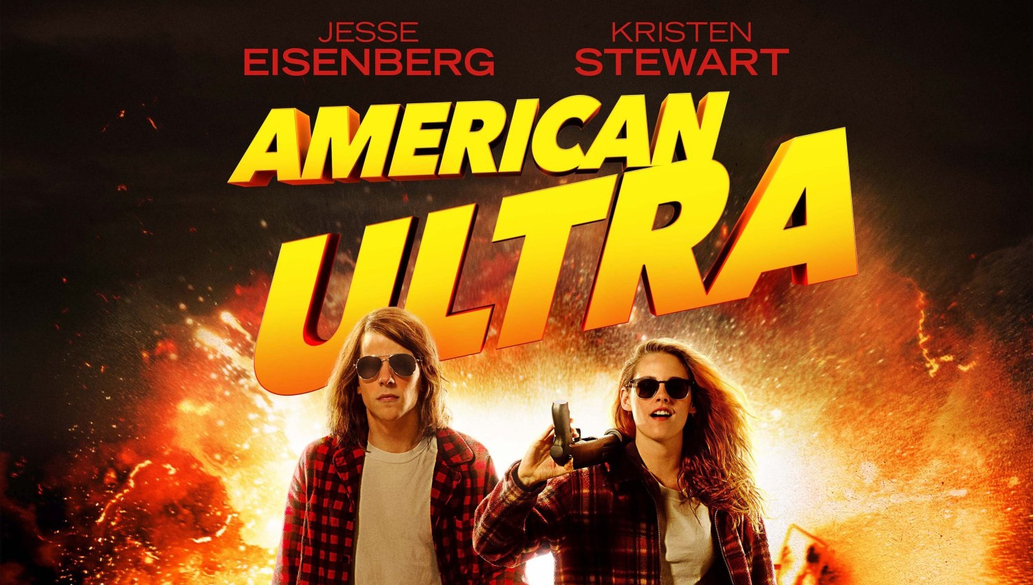 """Movie Review: """"American Ultra"""""""