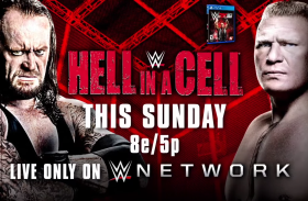 WWE Hell In a Cell 2015 Preview