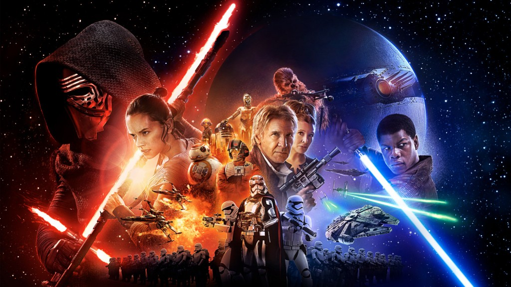 """Star Wars VII: The Force Awakens"" Review"