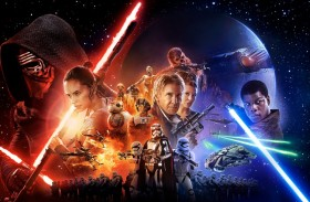 """""""Star Wars VII: The Force Awakens"""" Review"""