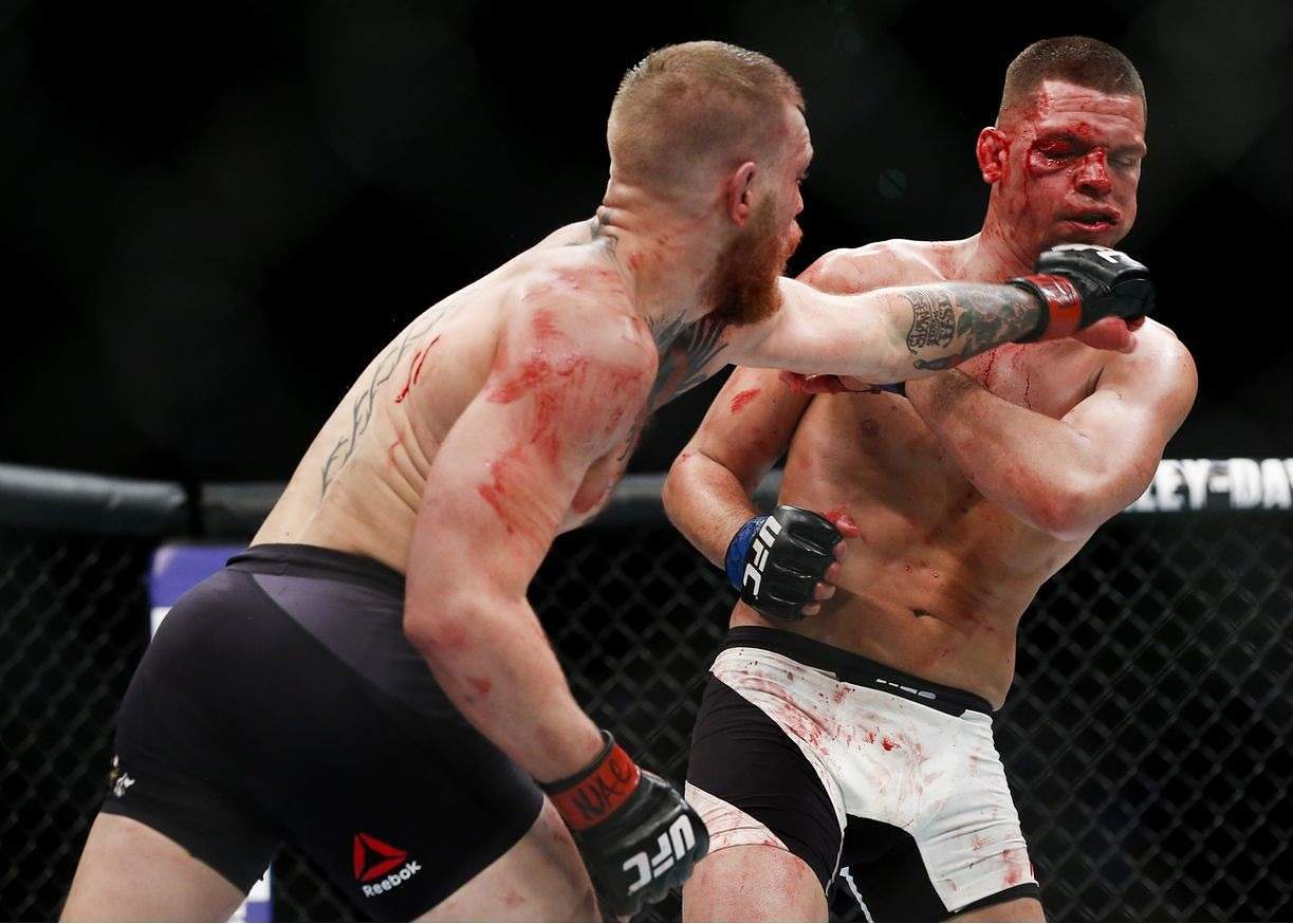 Ufc 196 3 things we learned about conor mcgregor the for Punch com