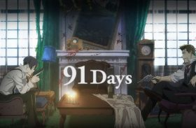 "Anime Review: ""91 Days"""