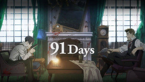Anime Review 91 Days The Nerd Punchthe Nerd Punch