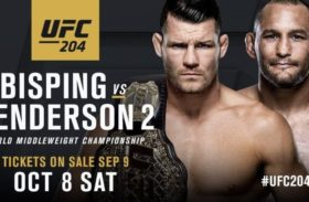 UFC 204: The Unlikely Grudge Match