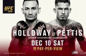 Pettis vs. Holloway: No One Cares, But Everyone Should Watch