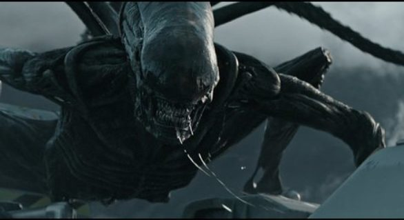 "Movie Review: ""Alien Covenant"""